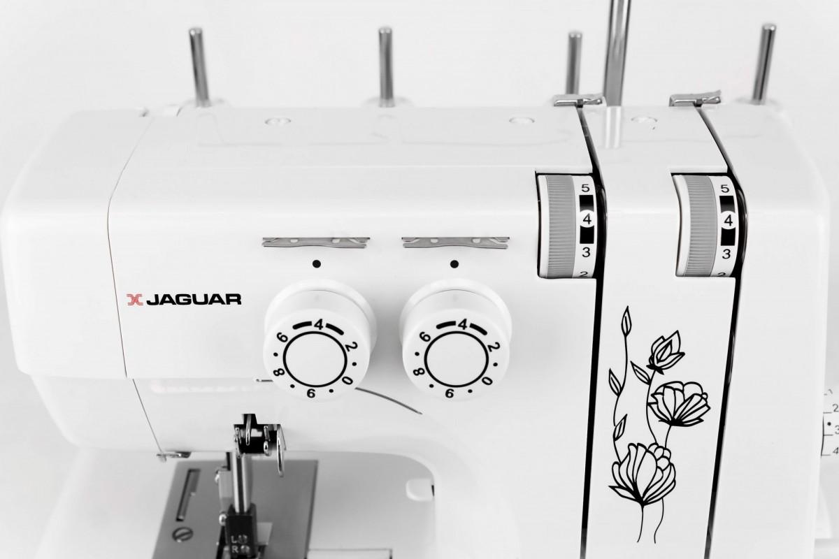 Оверлок Jaguar 635D