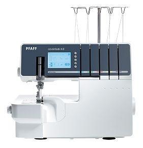 Оверлок Pfaff Coverlock 4.0