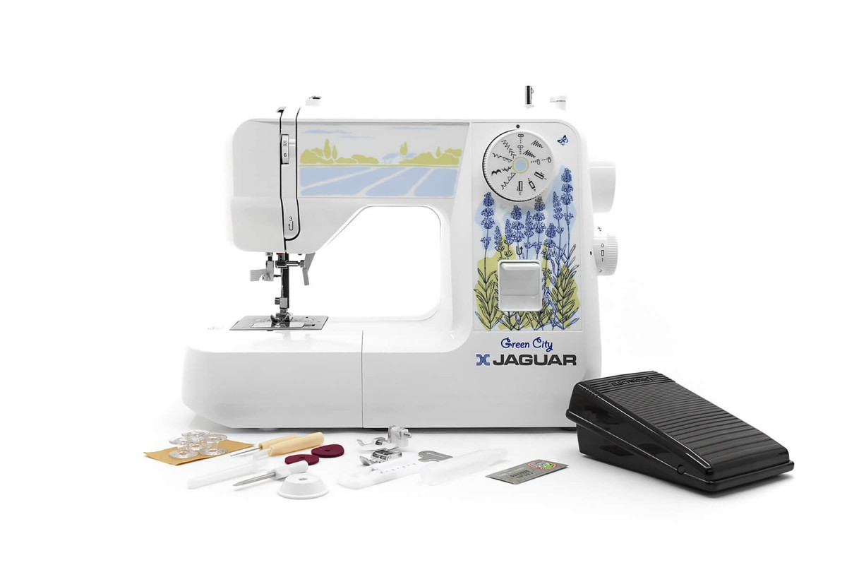 Швейная машина Jaguar Green City