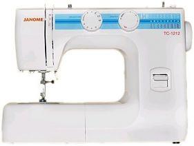 Швейная машина Janome TC 1212