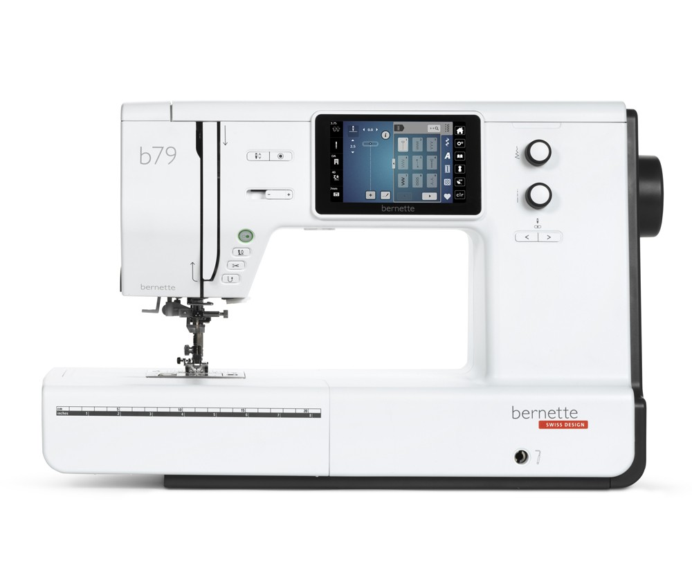 Швейно-вышивальная машина Bernette b 79
