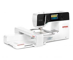 Швейно-вышивальная машина Bernina 590
