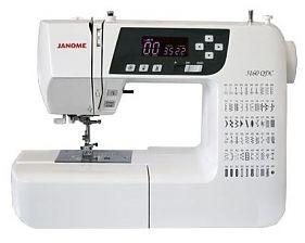 Швейная машина Janome 3160QDC
