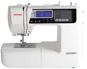 Швейная машина Janome 4120QDC компьютерная