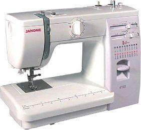 Швейная машина Janome 419S