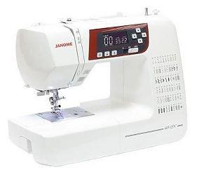 Швейная машина Janome 605QDC