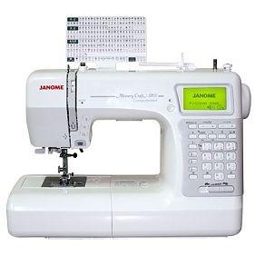 Швейная машина Janome MC 5200 HC