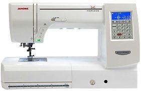 Швейная машина Janome Memory Craft 8200 QC (MC 8200)