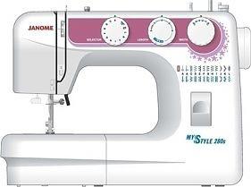 Швейная машина Janome MS-280S