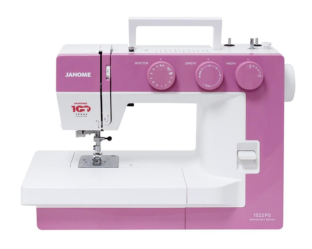 Швейная машина Janome 1522PG Anniversary Edition