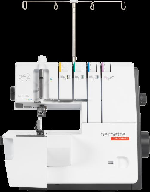 Распошивальная машина Bernette Funlock b42